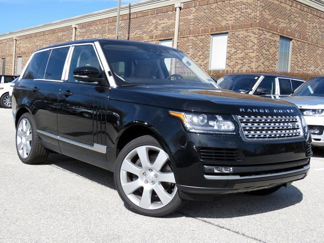 new 2017 land rover range rover 5 0l v8 supercharged sport. Black Bedroom Furniture Sets. Home Design Ideas